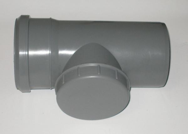 Valsir HT - Rohr Reinigungsrohr DN 100