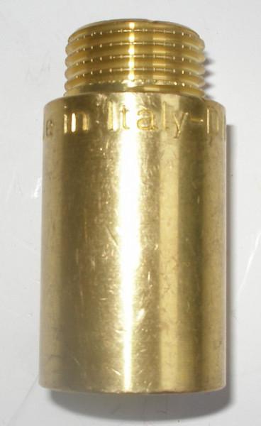 """Hahnverlängerung 1/2"""" , 25 mm"""