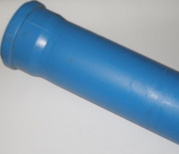 Schallgedämmtes - Abflussrohr mit 1 Muffe DN 100